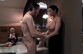 italian hot saggy huge round tits hairy pussy slut fucked