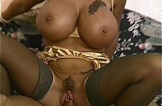 Gifted With Huge Boobs gets Fucked Like Hell