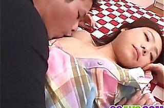 Miku Morimoto amazes with her tight holes