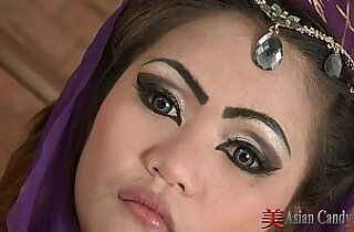 Oriental Solo show With Sexy Aun