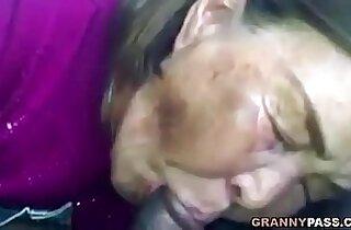 Asian Sucks Black huge Cock In The Car