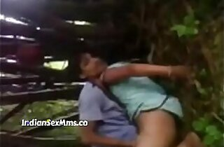Desi college girl fucked in jungle by older friends new