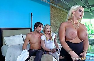 3some fuck, Big Dicks, chinese mother, daughters, mom xxx, wife shared