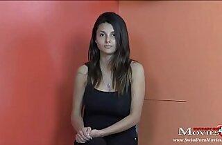 Porno Casting Interview mit Lilly 18 in Zurich SPM