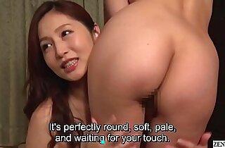 JAV FFM CMNF threesome Aki Sasaki and Miko Komine Subtitled
