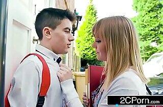 Fast Times On A First Date Jordi Hungarian Teen Jenny Diamond