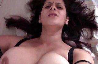 kinky mommy misses you bedroom pov sex simulation