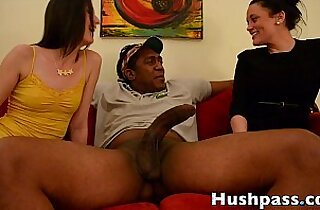 Deva State and Hailey Young share BBC