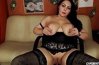 Chubby Big Natural Tits Step Sister
