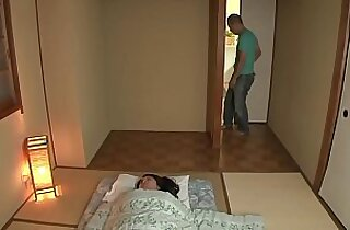 Asian Japanese Mom wants Young Cocks and Cum