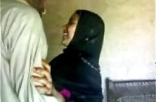 Indian muslim girl fucking her bf