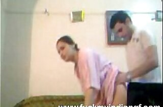 Indian Couple Try Anal Sex