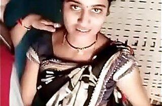 Indian Bhabhi Boobs With Devar