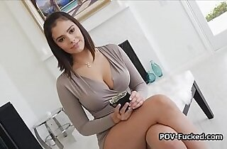 amateur sex, blowjob, deep throat, giant titties, hardcore sex, homeporn, latino, POV