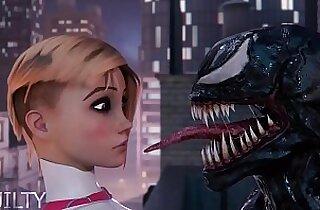 Spider Gwen x Venom