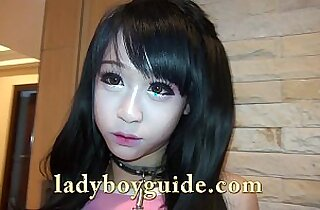 Live Anime Ladyboy Pleads For Your big Cock