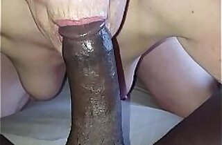 69 yold Granny Dot in Wales taking my young dick pt