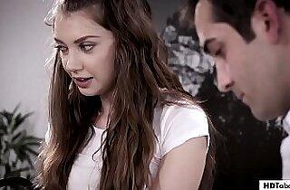 Virgin 18yo visits the doctor Pure Taboo Elena Koshka