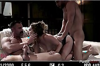 The Truly Evil Folk Hitchhikers threesome PURE TABOO Horror porn